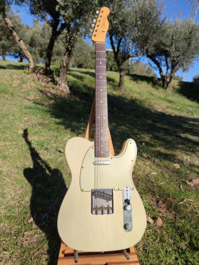 Fender Telecaster Custom Shop 1963 Relic
