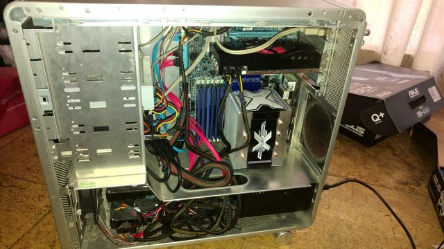 ORDENADOR I7 980X 48GB RAM