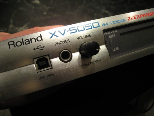 Vendo Roland XV-5050