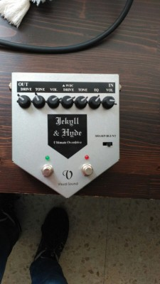 Visual sound jekyll hyde Usa