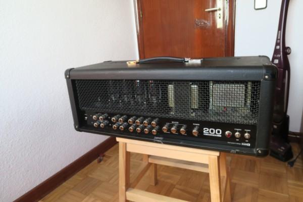 Blackstar Series One 200 - Amplificador guitarra