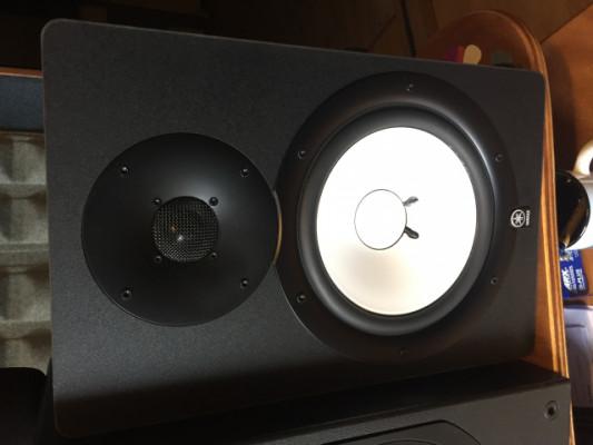 Vendo monitores yamaha HS80M