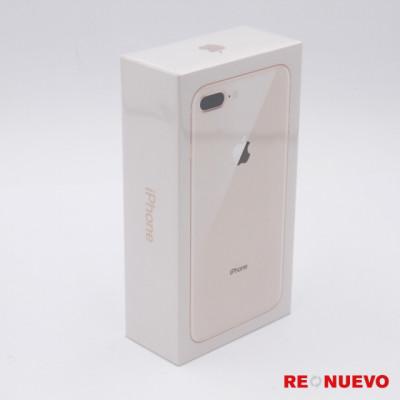 IPHONE 8 PLUS de 64GB Gold Nuevo Precintado E321265