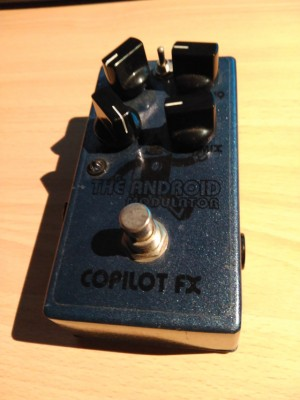 Ring modulator Copilot FX The Android