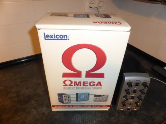 Lexicon Omega USB estudio