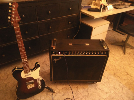 Fender Super Twin Reverb del 78