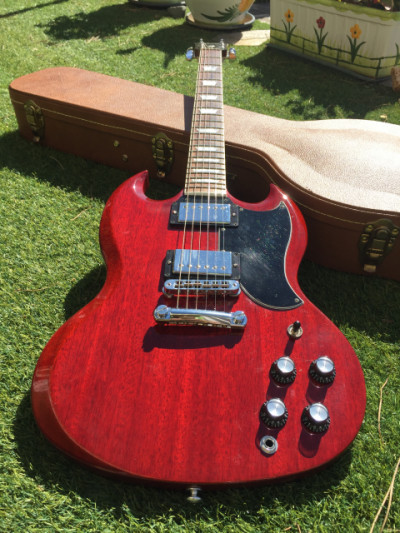 Gibson SG standard T (Reservada)