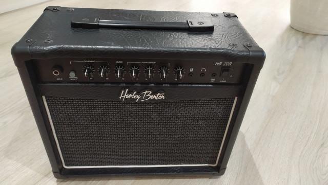 Harley Benton HB 20 R