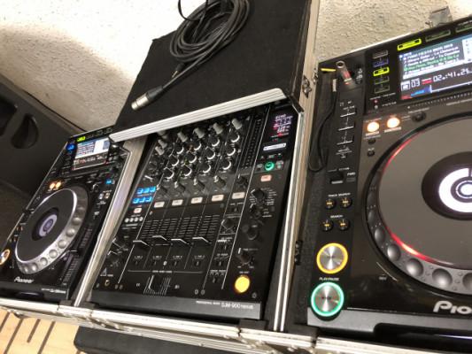 Pioneer nexus 1 DJM900nxs + 2 CDJ 2000 nexus