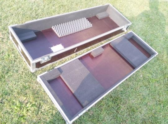 Case para teclado de 88 teclas (Yamaha Moxf8)
