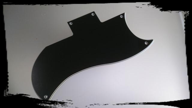 Golpeador Gibson Sg 61 Pickguard negro