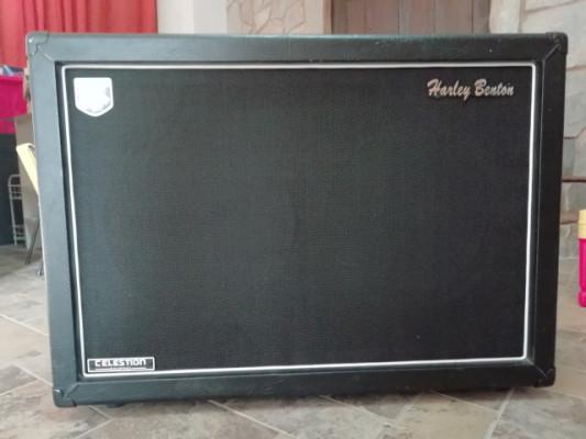 Pantalla Harley Benton G212v