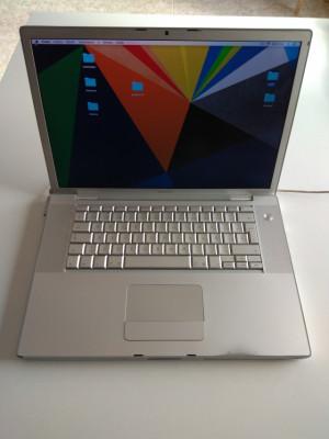 Macbook Pro 2008 4GB SSD+HDD