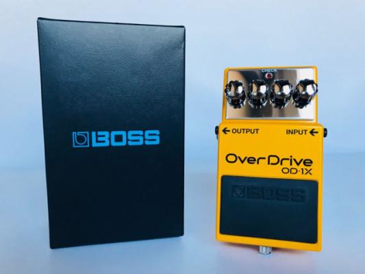 Boss overdrive