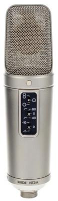 Microfono RODE NT2A + Araña con Antipop Integrado