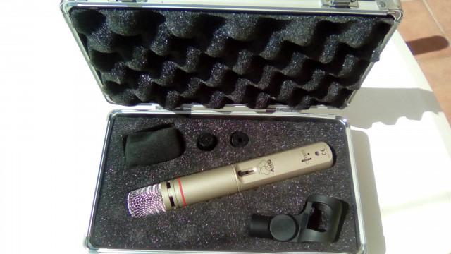 Micrófono AKG C1000s