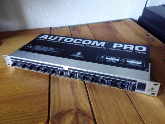 Behringer Autocom Pro MDX 1400