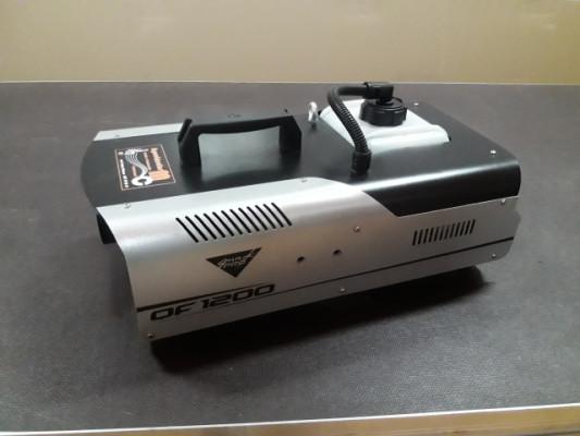 Máquina de humo QUARKPRO QF-1200 (Envío incluido)