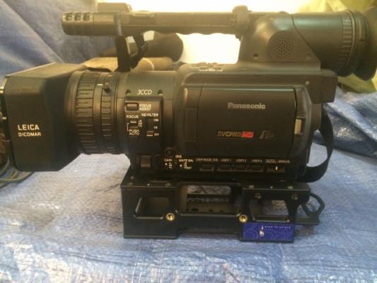 Camara de vídeo Panasonic