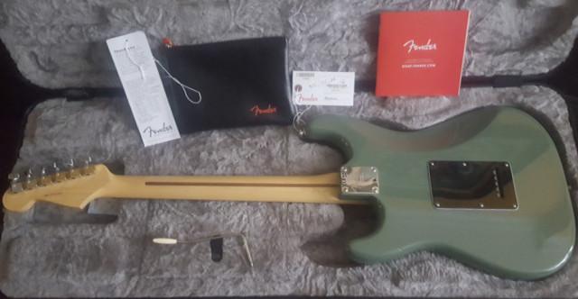 Fender American Profesional Strato