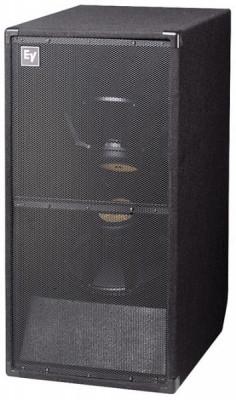 2x Clones E.Voice MTL1 Subgrave doble 18 pulgadas Folded Horn 1600W RMS