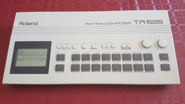 Roland tr 626
