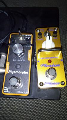"Clon ""proco rat "" Myomorpha + Tom'sline Engineering PLEXION"