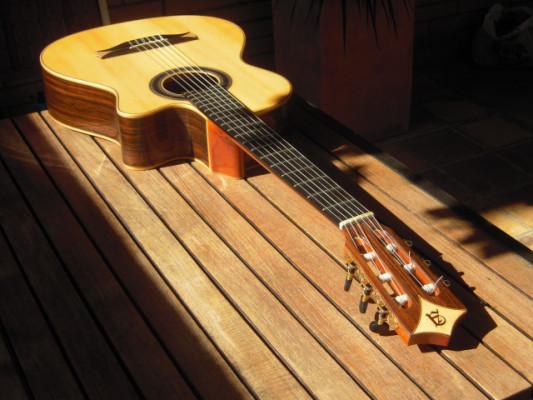 Alhambra CS-3 CW-E5(guitarra acústica-cuerdas nylon)