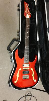 Guitarra ibanez paul gilbert signature del 94..