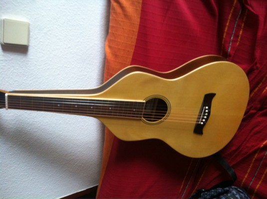 Acoustic Lap guitar Anderwood