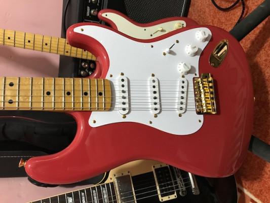 Fender Strat Custom Shop 56 NOS Fiesta Red