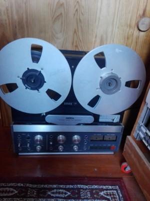grabador cinta analógica REVOX