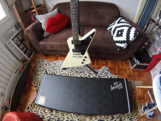 Gibson Explorer Blanca