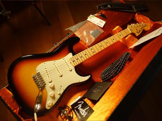 Fender Stratocaster 69 Custom Shop Closet Classic