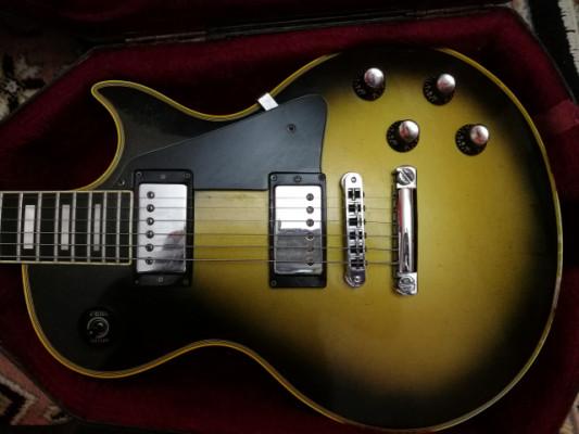 Gibson Les Paul Custom Silverbust 1979