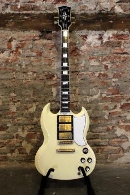 Gibson SG Les Paul Custom (2009)