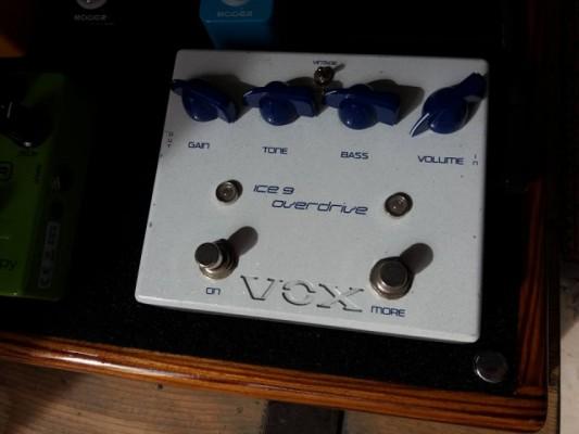 Vox Joe Satriani Overdrive
