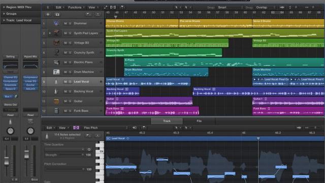 Producción Musical con Logic Pro X