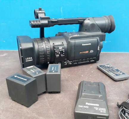 Camara/Camcorder Panasonic AG-HVX200E
