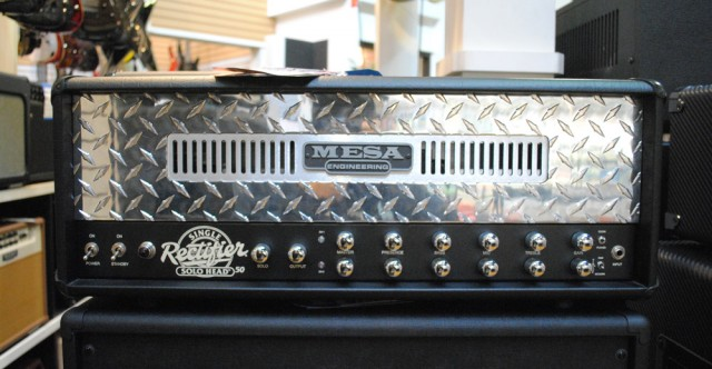 Vendo Mesa Boogie Single Rectifier Solo Head 50