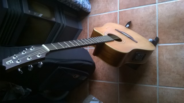 Guitarra ALAMBRA W2 Acústica gama alta