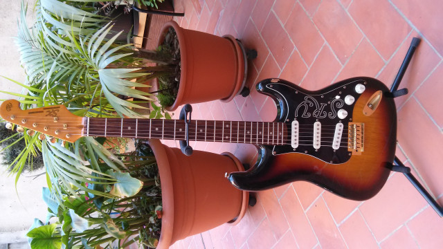 guitarra SX SKY
