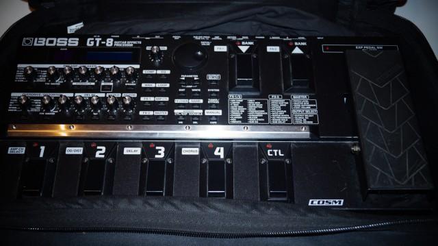Boss GT8 - (Rebaja)