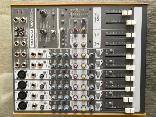 Mackie Fx220 Mesa de mezclas 8 canales
