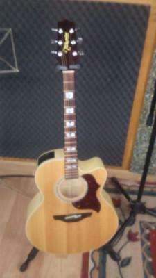 guitarra acustica electrificada takamine