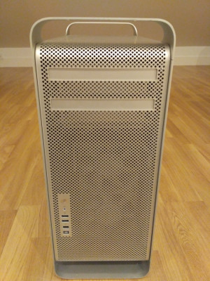Mac Pro 2.1 Quadcore 3.0ghz X2 16gb Ram Ati 5770HD 1GB original