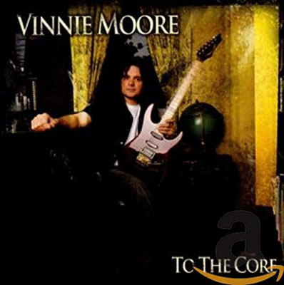 Libro de partituras: To The Core - Vinnie Moore