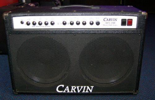 Cambio -Combo Carvin MT3200