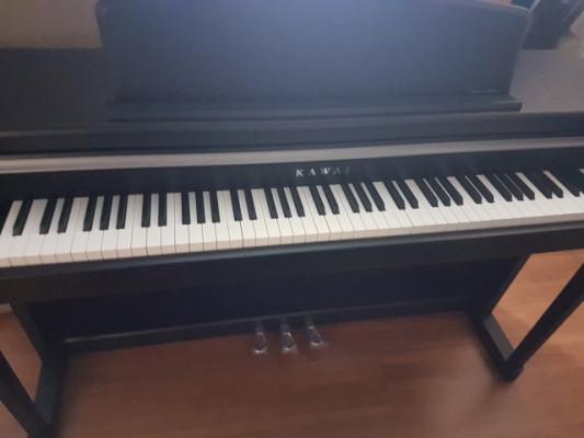 Vendo piano Kawai c 65 impecable