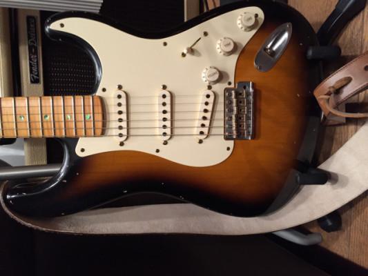 Fender Stratocaster John Cruz